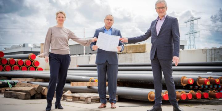 Vewin neemt Industriestandaard Duurzaam Putontwerp in ontvangst