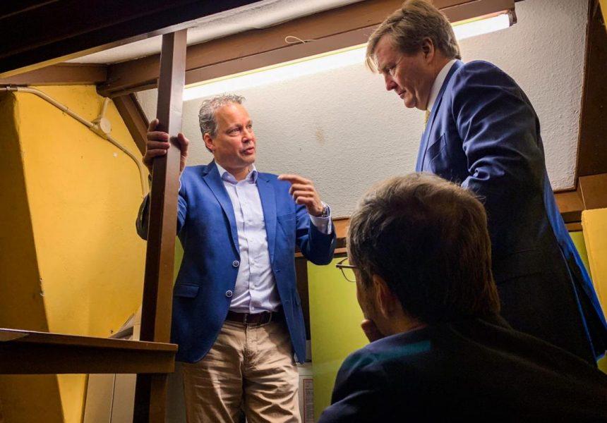 Koninklijke aandacht voor proeftuin aardgasvrij Purmerend