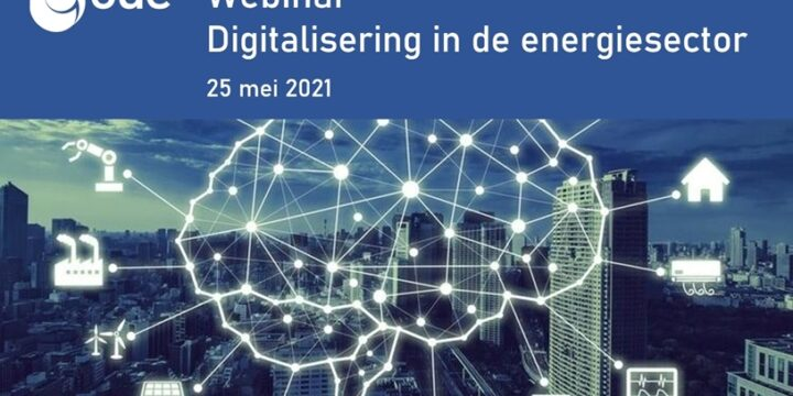 Webinar Digitalisering Energiesector
