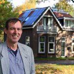 Charlie Kock over warmtenetten en woningcorporaties voor Stichting Warmtenetwerk