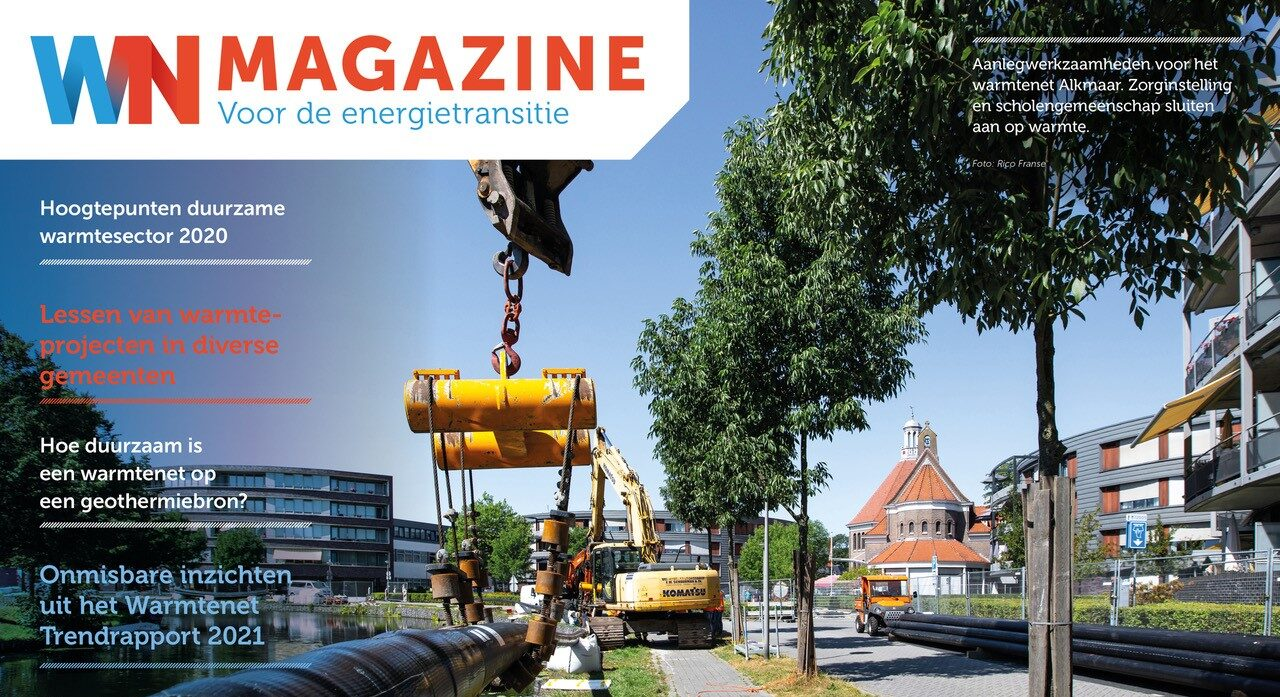 Database Warmtenetwerk Magazine