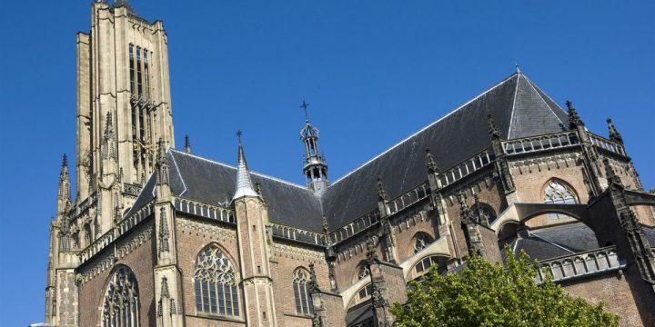Primeur: eerste historische kerk in Nederland met stadsverwarming