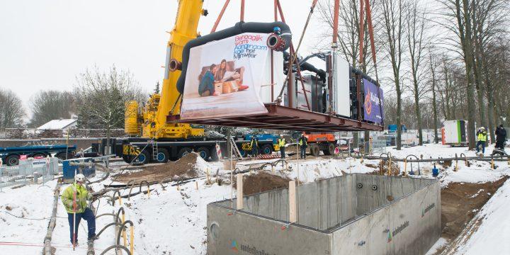 Vijfde generatie stadswarmte en -koude in Parkstad Limburg