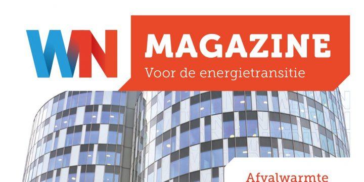 Ons magazine in nieuwe huisstijl