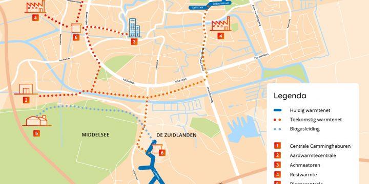 EBN en Shell treden toe tot aardwarmteproject Leeuwarden