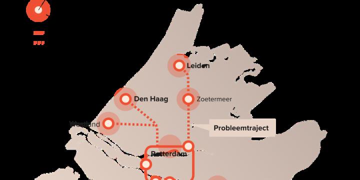 Uit het nieuws: Rijk schuift Rotterdam opzij bij aanleg groot warmtenet