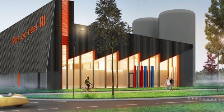 WarmteStad start met bouw duurzame warmtecentrale Zernike