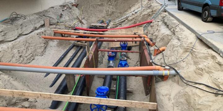 Zeewater-WKO-installatie in Den Haag in gebruik genomen
