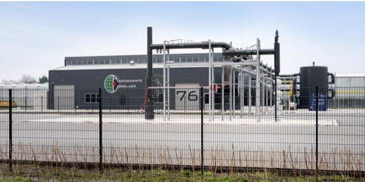 Batenburg wint innovatieprijs met aardwarmteproject