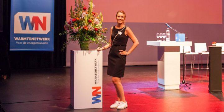 Fabienne Heidemann verlaat Stichting Warmtenetwerk