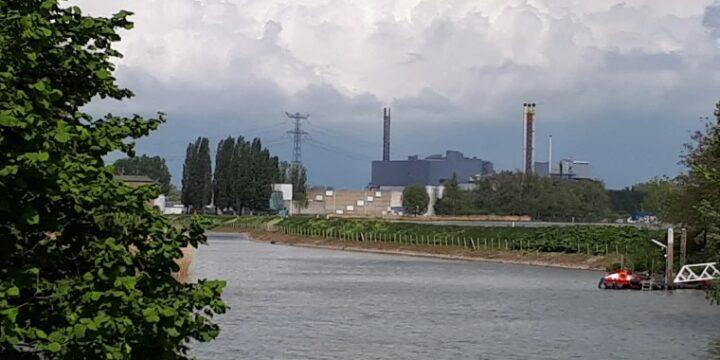 Nieuwe duurzame back-up warmtenet HVC Dordrecht
