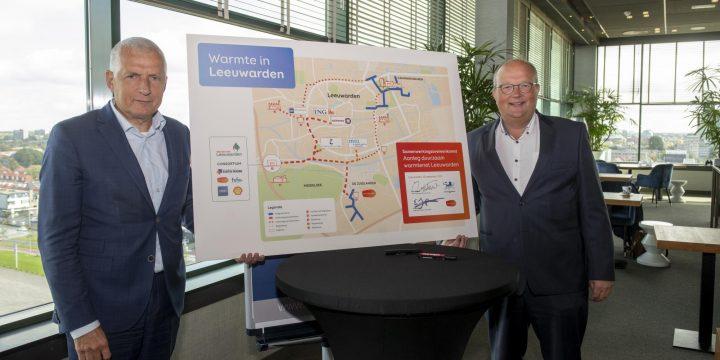 Leeuwarden krijgt toegang tot meer duurzame aardwarmte