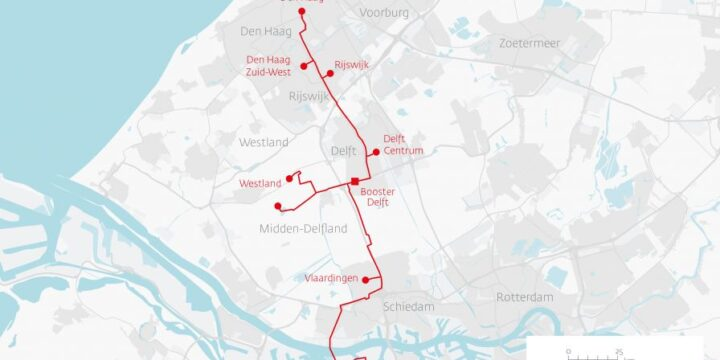Kansen voor regionaal warmtesysteem Zuid-Holland onderzocht